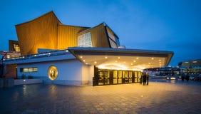 Берлинец Philharmonie Стоковое Фото