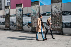 Берлинская стена Стоковое фото RF