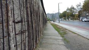 Берлинская стена Стоковое Фото