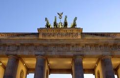 Берлин - Бранденбург Стоковое Изображение RF