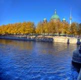 Берлин carhedral Стоковая Фотография