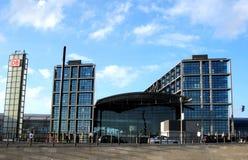 Берлин Hauptbahnhof Стоковые Изображения
