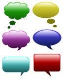 беседа пузырей бесплатная иллюстрация