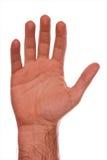 беседа руки к стоковые изображения rf