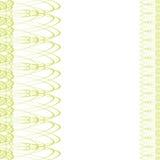 Бесконечная абстрактная рамка границы предпосылки Стоковое Изображение RF