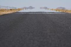 бесконечная дорога Стоковые Фотографии RF