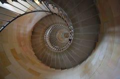Бесконечная лестница Стоковое фото RF