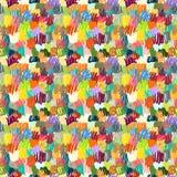 Бесконечная текстура скрэббл бесплатная иллюстрация