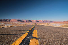 Бесконечная трасса Стоковая Фотография RF