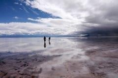 Бесконечное Salt5 Стоковая Фотография RF