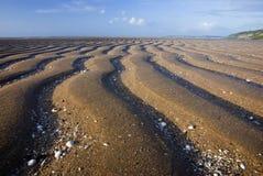 Бесконечный пляж Стоковое Фото
