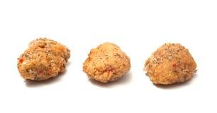 Бескостные крыла цыпленка стоковое фото rf