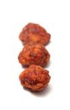 Бескостные крыла цыпленка стоковая фотография rf