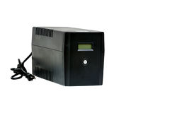 Бесперебойный UPS электропитания Стоковые Изображения RF