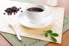 беспечальный кофе Стоковое Изображение