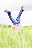 беспечальный ребенок Стоковые Фотографии RF