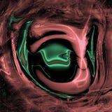 беспорядок асимметрии Стоковая Фотография RF