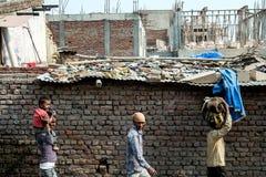 Беспристрастное фото местного человека Индии Стоковая Фотография