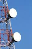Беспроволочная башня связей Стоковое Изображение RF