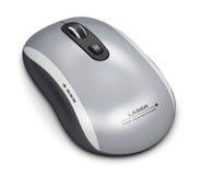 Беспроволочная мышь компьютера лазера Стоковая Фотография