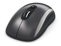 Беспроволочная мышь компьютера лазера Стоковое Изображение