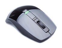 Беспроволочная мышь компьютера Стоковое фото RF