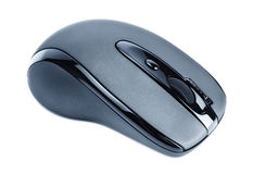 Беспроволочная мышь компьютера Стоковое Изображение