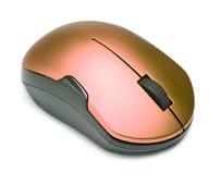 Беспроволочная мышь компьютера Стоковые Изображения RF