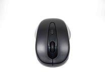 Беспроволочная мышь на белизне Стоковые Фотографии RF