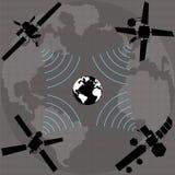 Беспроволочный спутник бесплатная иллюстрация