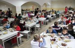 Бесплатные питания на school_2 Стоковое Фото