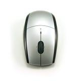 бесшнуровая мышь оптически Стоковое Изображение RF