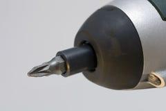 бесшнуровая отвертка сверла Стоковая Фотография