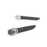 бесшнуровой микрофон Стоковое фото RF