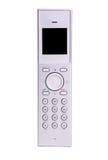 бесшнуровой телефон телефонной трубки Стоковая Фотография RF