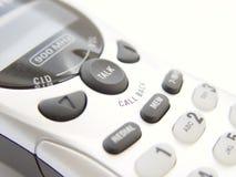 бесшнуровой телефон стоковые изображения
