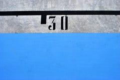 бетонная плита Стоковое Изображение