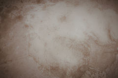 Бетонная стена и пол Grung как текстура предпосылки Стоковая Фотография RF