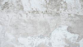 Бетонная стена -, который подвергли действию бетон Стоковое Изображение RF
