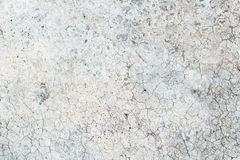 Бетонная стена треснутая конспектом Стоковая Фотография