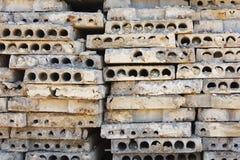 бетонные плиты Стоковые Изображения RF