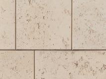Бетонные плиты подобные к песчанику Стоковые Изображения RF