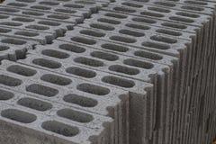 Бетонные плиты Стоковая Фотография RF
