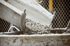 бетон цемента Стоковое Изображение