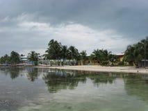 Бечевник острова Стоковое фото RF