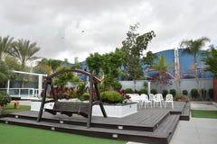 Беэр-Шева, Израиль 13-ое апреля, Wedding сад Стоковое Изображение
