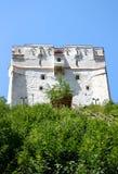 Белая башня от Brasov стоковое фото rf