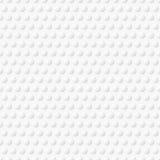 Белая безшовная картина Стоковое Изображение RF