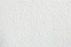 Белая бетонная стена на предпосылке текстуры стоковое фото