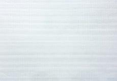 Белая бумага пены для упаковывая текстуры Стоковая Фотография RF